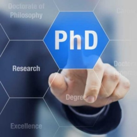 Rozhodnutí o udělení akreditace (doktorské studium)