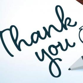 Poděkování a fotografie z naší konference (8. 11. 2019)